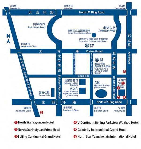 GENERAL INFORMATION Introduction Shuttle Contact Yuanchenxin International Hotel, is a four star business hotel.