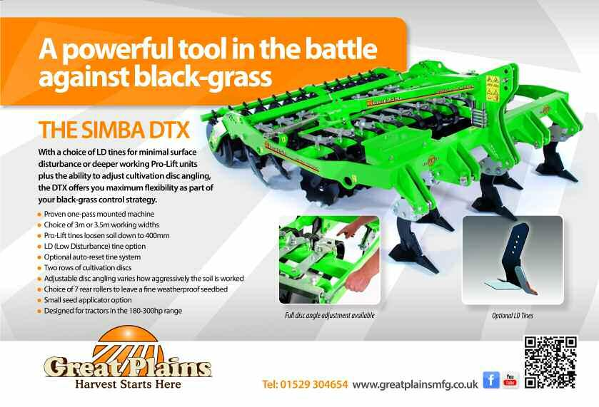 Users in the UK are anticipated to use it in tandem with a drill for one-pass operations. It s also available in a format for injecting slurry.