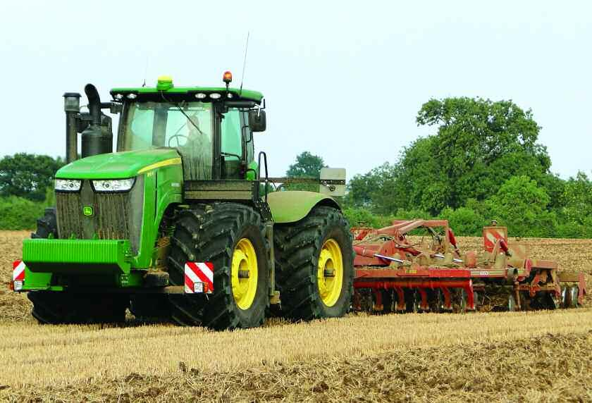 Telematics becomes a natural progression ON FARM OPINION For over 10 years, a large Lincs arable business has progressed through various precision farming systems.