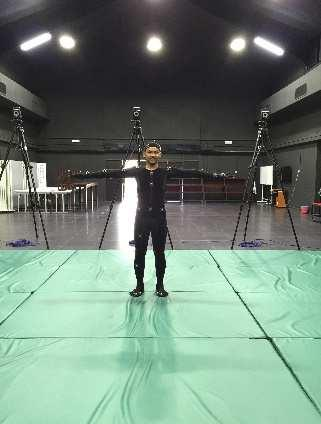 RESULTS ND DISCUSSION In this research, the researcher used passive optical MoCap system as the main tool in recording movement.