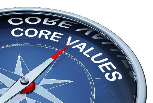 Instrumental Values Those things the workforce needs to value in the workplace in order to achieve