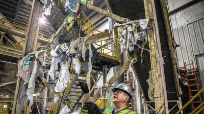 Why Action is Needed Recycling costs are going up Plastic bags are a headache for recyclers because they contaminate other recyclables,