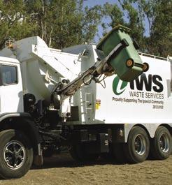 Ipswich Waste Services Ipswich Waste Services is a commercial business unit of Ipswich City Council.