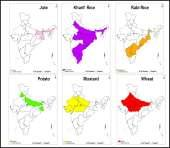 FASAL (Forecasting Agriculture using Space, Agrometeorology and Land based observations) Aims at providing multiple pre-harvest production forecasts of crops at National/State/ District level