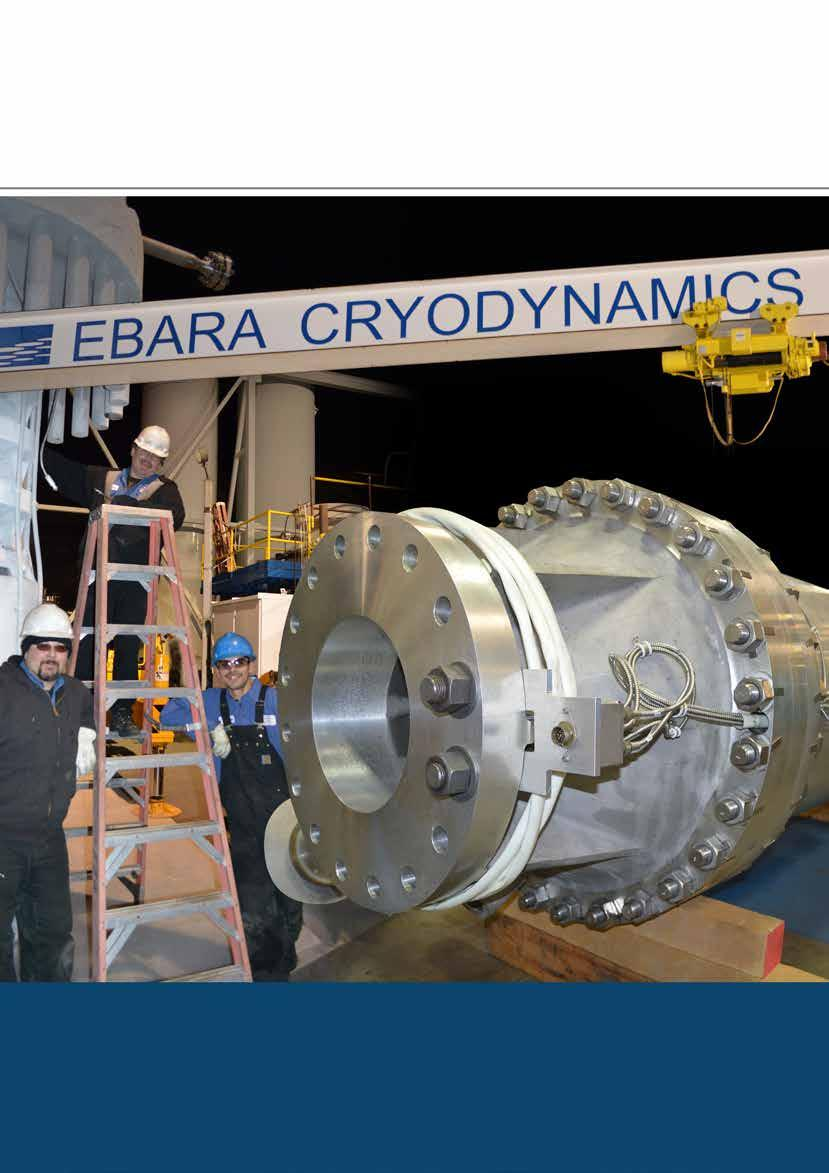 EBARA INTERNATIONAL CORPORATION Cryodynamics Division contact us North America, Southeast Asia, Caribbean & Australia +1 775-356-2796 Europe & India +44 (0) 1372-253-470 Middle East & Africa +974