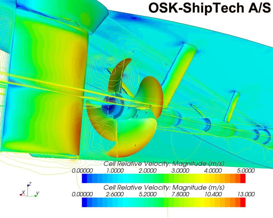 Energy Awareness - on ships Ship Design Tier I Solution Sailing patterns Life time/ Future sale Optimize Hull Lines (CFD ) Search for