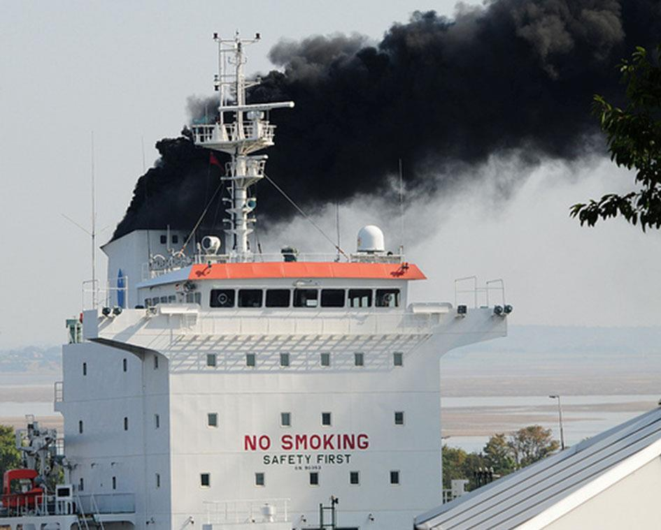 MARPOL annex VI - Regulation for the Prevention of Air Pollution from Ships