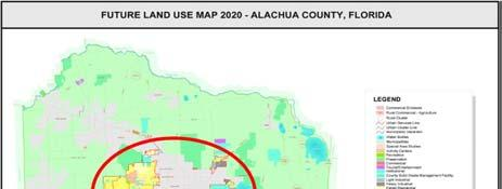 ALACHUA COUNTY POTENTIAL TOD/TND MOBILITY: ALACHUA COUNTY S PLAN TO EFFECTIVELY LINK LAND USE AND TRANSPORTATION Source: