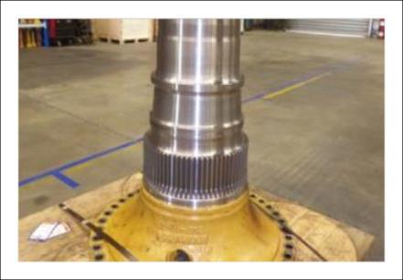 Generation turbines, boilers, pumps, Heavy Manufacturing Plant rollers,