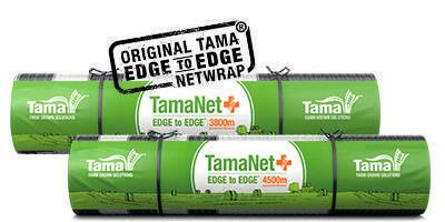 BALE NET Covernet 3600m A great quality white net from the TamaUAT stable, manufactured to highest standards to offer maximum performance and reliability in all crops and conditions.
