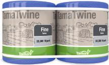 TWINE Produced using the highest grade raw material. Easy feed spools. High UV stabilisation.