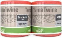 Bale Type Twine Type Length Colour Bales per pack Application Round FINE 22,300ft Blue 100-120 For use on
