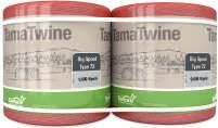 Stronger and softer than medium twine making it ideal for haymaking.