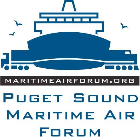 Puget Sound Maritime Air Forum Initiated and led by Port of Seattle Strong federal, state, and local air agency support Voluntary, collaborative effort of regional maritime entities and regulatory