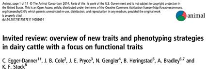 .. Research is being done on new traits Often not turned into new products It s a collective action problem Disagreement on objectives