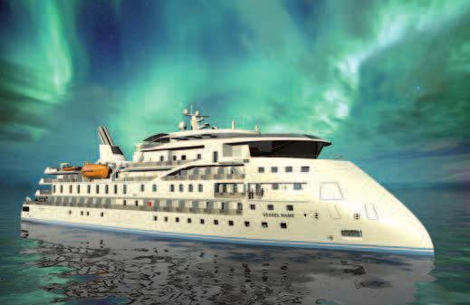 dustry Holdings (CMIH) for construction of up to ten expedition cruise vessels.