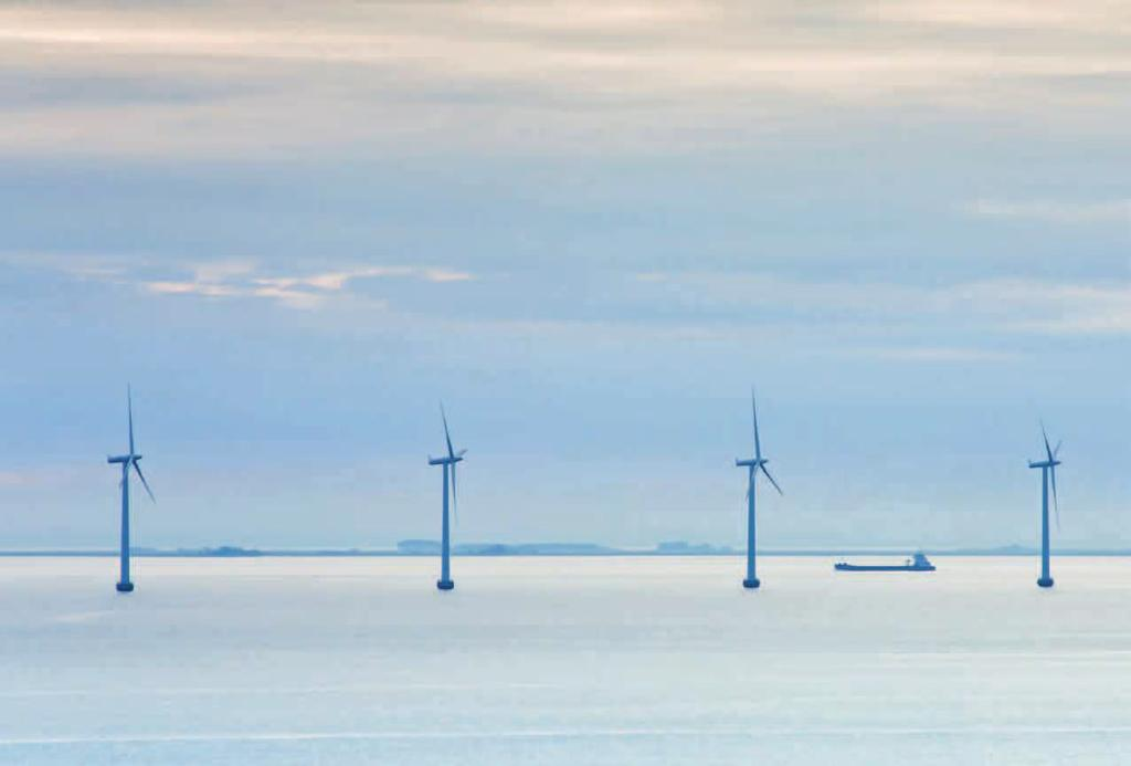 OFFSHORE & MARINE TECHNOLOGY OFFSHORE WIND Condition-based maintenance of offshore turbines DATA INFRASTRUCTURE The Danish energy company Dong Energy says it aims to expand its offshore wind turbine