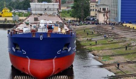 construction of modern vessels for river and sea transportation lines ATTRACTIVENESS OF RUSSIAN