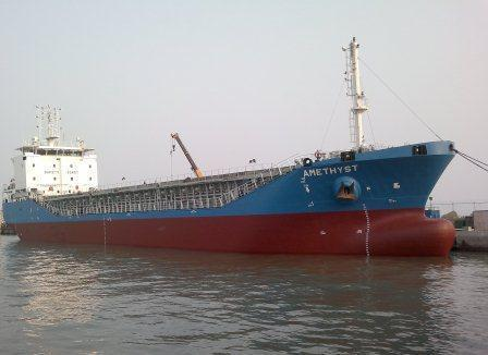 project 8 In operation from 2011 3,9 River bulk carriers under RSD44 project 10 In operation from 2012 4,0 Sea