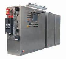 6 R. STAHL TAKES YOUR APPLICATION INTO HAZARDOUS AREAS MACHINE CONTROL UNIT EX P Whether you need a motor control unit, frequency