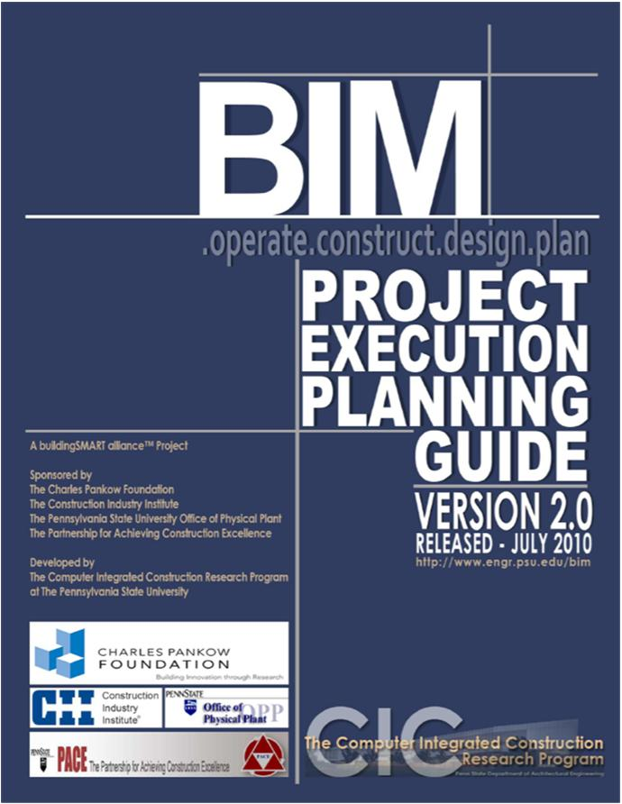 BIM Management Plans Regulating the collaborative effort Image: