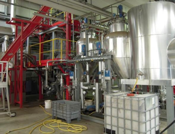 Rivalta R&D our R&D Center Units Activities: R&D on biofuels and renewable resources Operational pilot plants for bio-ethanol and target chemicals from