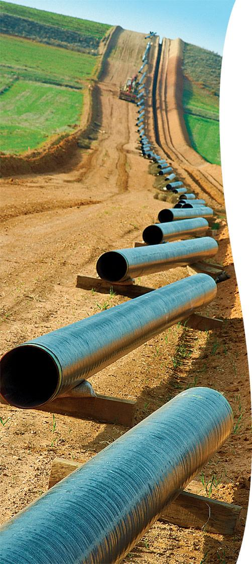 DOT Pipeline Safety Action Plan Raises the bar on pipeline safety Accelerates rehabilitation, repair and replacement programs for high risk pipelines Focuses on cast iron, bare steel, older plastic