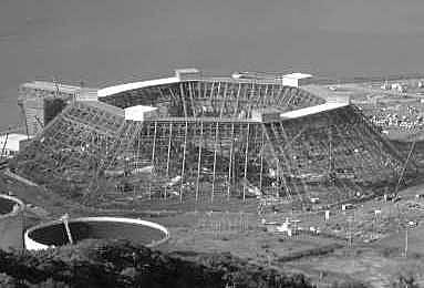 Die Hubmontage des Daches eines Hallenstadions in Barcelona Stahlbau, 1989, Heft 9 3. Moeschler, E. The Lifting of a Roof for An Indoor Stadium Proc.