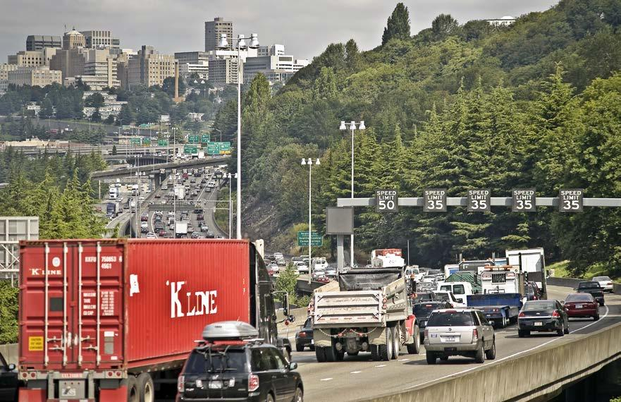 Discussion: Congestion Caused by Freight WSDOT Approach Mobility screening to identify