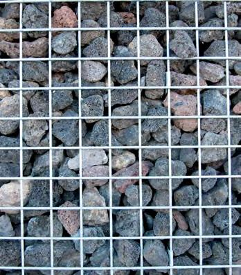 fill your gabion wall
