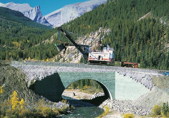 Heavy Haul Road Arches Portals Corrugated metal structures ship and assemble easily in all seasons and in remote locations without the need for concrete. The right solutions for today s mine sites.