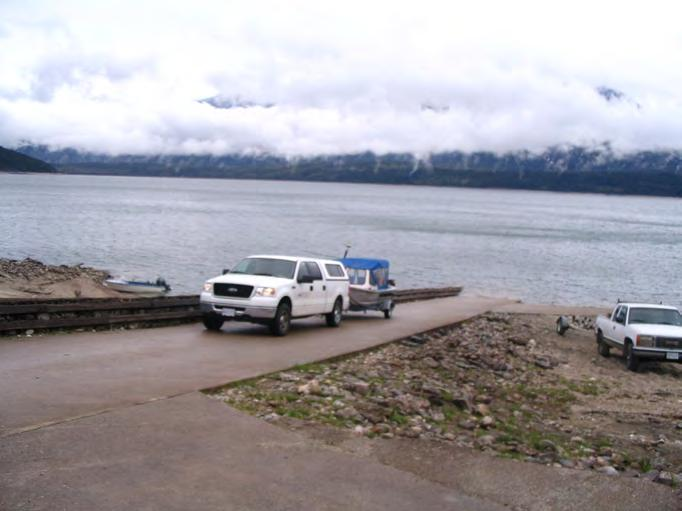 Shelter Bay Boat Launch Ramp Feasibility Study