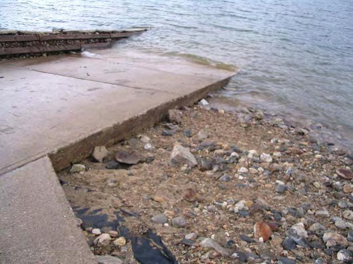 Shelter Bay Boat Launch Ramp Feasibility Study Photograph No.