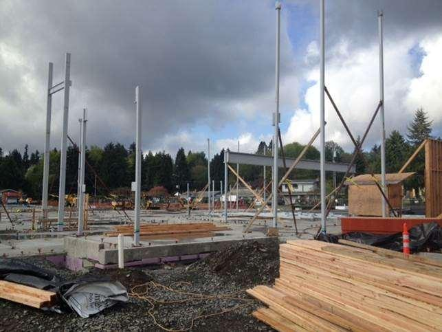 Olympic Hills Elementary School Zone B Structural