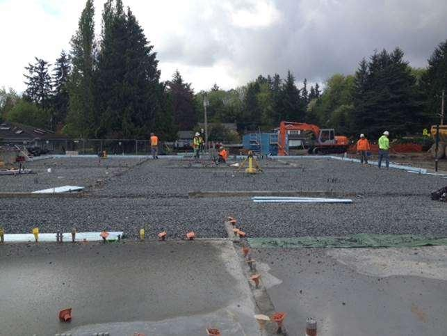 Olympic Hills Elementary School Zone C Preparation for