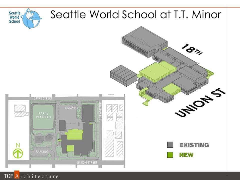 Seattle World School at T.