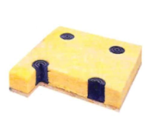 ANTI-VIBRATION SOLUTIONS PLAKISOL PADS HIGH PERFORMANCE VIBRATION INSULATION FLOATING SLAB INSULATION SYSTEM