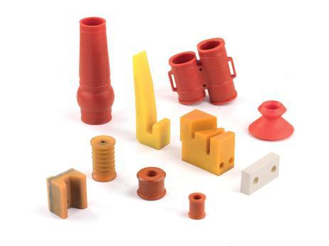 PRODUCTS STRATHANE MOVING PARTS PARTS ACCORDING TO DRAWINGS & SPECIFICATIONS POLYURETHANE SOLUTIONS Pu formulations Base Hardness range Other MDI - TDI - NDI Polyether Polyester 40 99 Sh A (72 Sh A)