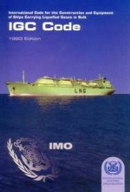 od ships carrying liquefied gases in bulk Specific safety regulation (MSC.