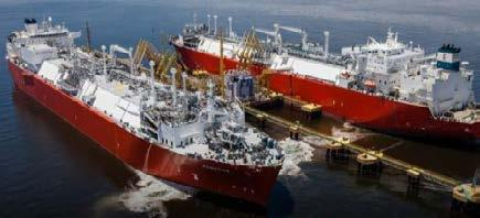 Key BV Projects (II) Guanabara Bay Actors Exmar/Excelerate DSME The asset The largest in service during 8 years First DFDE for Excelerate fleet Other key aspects Regas to HP manifold/loading arm STS