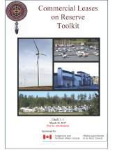 Land Regime Toolkit & Office Set-Up The introduction to Land Regimes Toolkit was developed as a practical aid for First Nations use in the task of adopting a land regime that better suites their