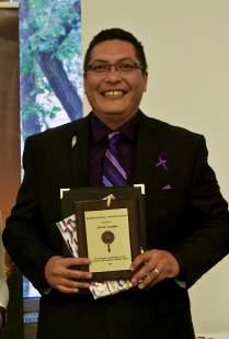 Saskatchewan Aboriginal Land Technicians Outstanding Contribution to Past NALMA Board of Directors Denise