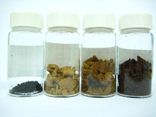 Part lignin dissolved [%] Lignin Characterisation Lignin appearance: Purity: Light brown to black (compacted) powder.