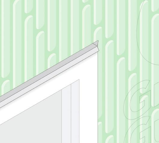 Please refer to the Kingspan GreenGuard Building Wrap Installation Guide for Residential and Light Commercial Applications for installation instructions for these products and associated flashings.