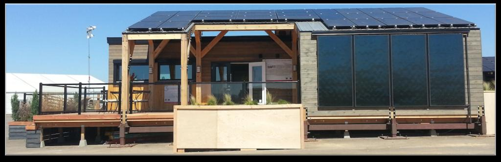 Team Ontario 2013 Solar Decathlon Entry Co llec tor s Exhaust Air Exhaust Air ERV Fresh Air Mixing Valve