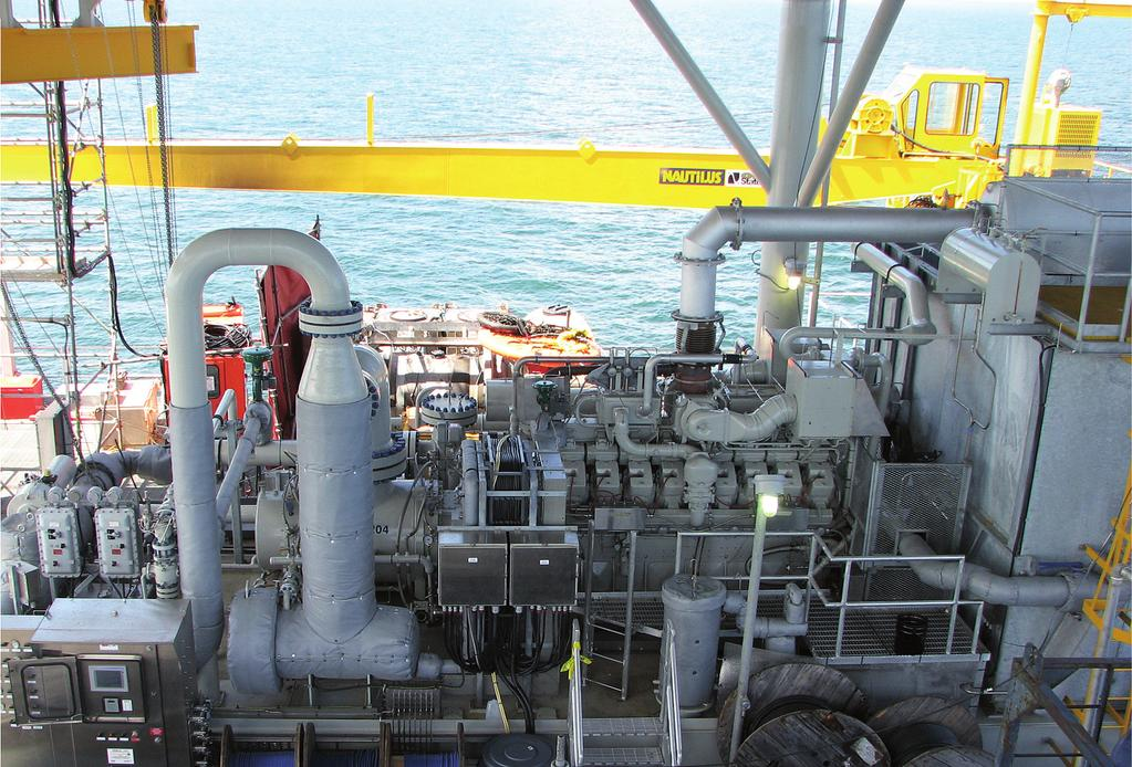 FPSO (Floating Production, Storage and Offloading) vessels offer an economical and flexible alternative to further develop remote fields without pipeline connection to onshore treatment facilities.