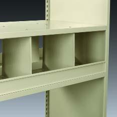 3. Shelf and Filing Accessories Why is L&T Shelving the most