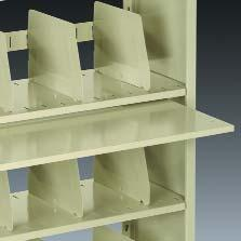 and more; L&T Shelving fits your specific needs now and in the