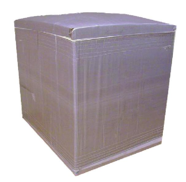 Sealed Film Packaging: bales are wrapped and sealed in plastic film that does not require strapping.