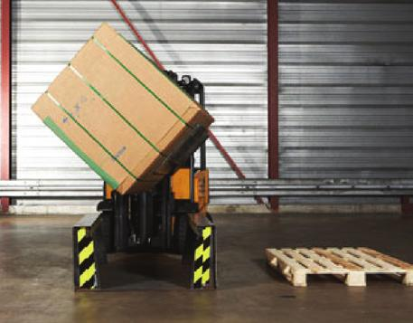 Over stacking may impact the quality of the tow due to mechanical damage.